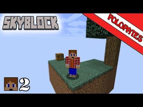 Dodržel jsem slib + Nether | MC Skyblock 2.1 | CZ/SK