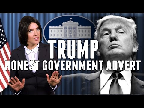 Honest Government Ad | President Trump