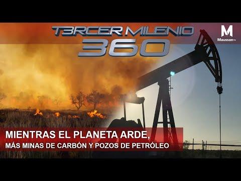 Tercer Milenio 360: Mientras el planeta arde más minas de carbón l 20 de Noviembre