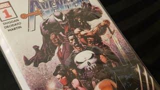 Savage Avengers #1 Flipthrough! Mike Deodato Jr.!