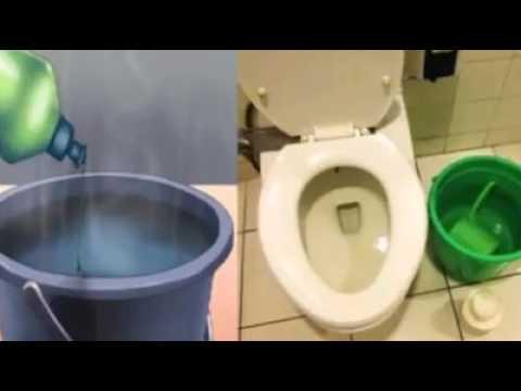 Video Bingung Toilet Anda Mampet!!! Begini Cara Mengatasinya..