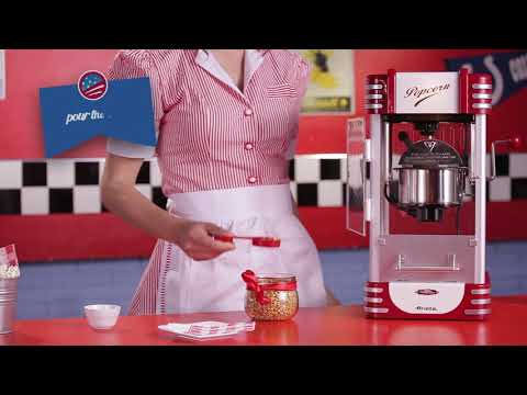 Ariete Retro popcorn maker XL