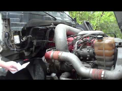 Fix Your Prostar A/C Yourself!   Part 1 of 7