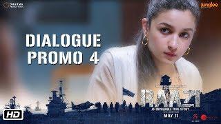 Raazi | Dialogue Promo 4 | Koshish Kar Rahi Hu