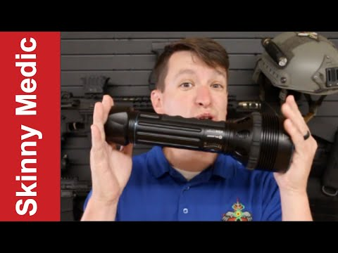 Olight X9R 25,000 LUMENS Flashlight Review and Sale!!