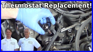 How to Replace Your Thermostat Ford Explorer