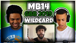 MB14 - GBB 2019 Wildcard // Morning In Japan ll REACTION! ll