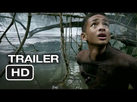 After Earth Official Trailer #2 (2013) - Will Smith Movie HD