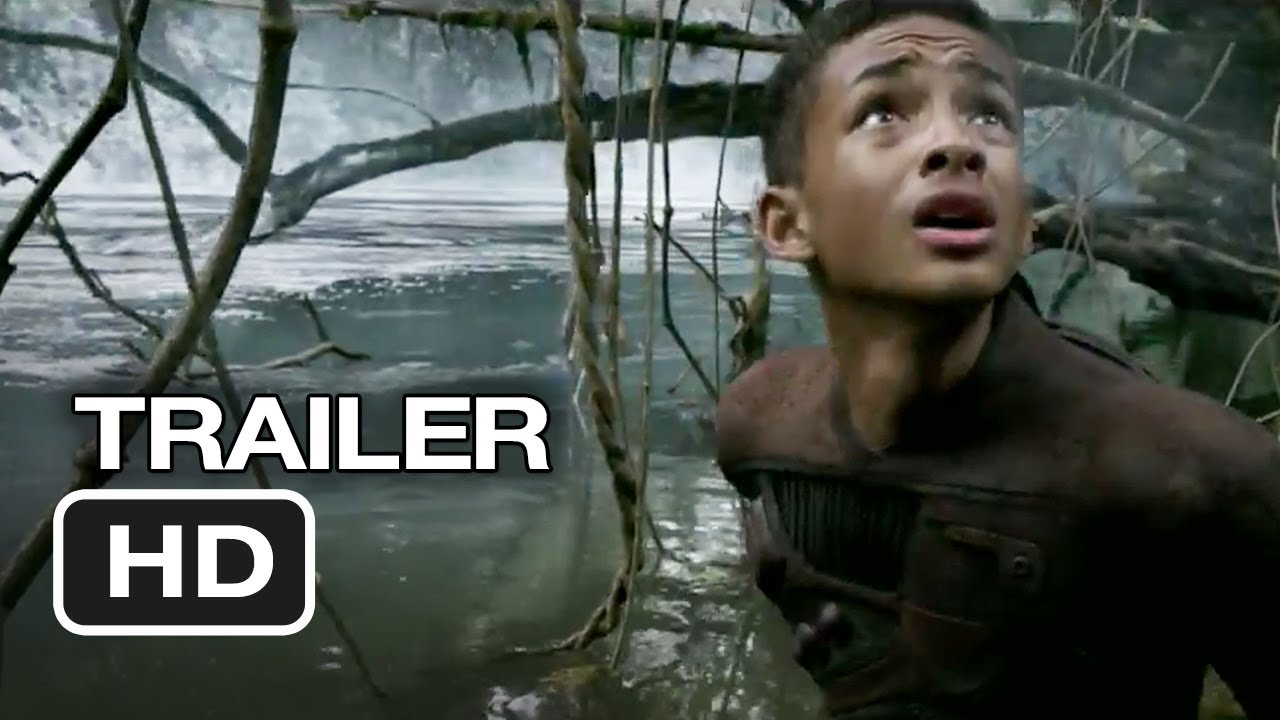 Video trailer för After Earth Official Trailer #2 (2013) - Will Smith Movie HD