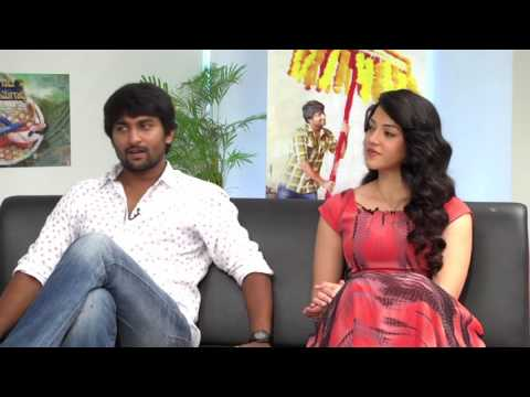 Nani and Mehreen Pirzada Exclusive Interview Part 1