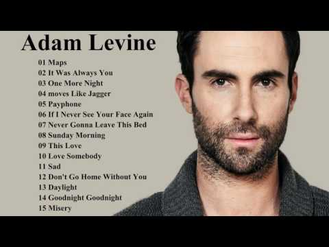 Best Of Adam Levine Collection || Adam Levine Greatest Hits Playlist [Music Collection] Mp3