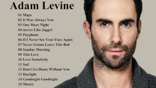 Best Of Adam Levine Collection || Adam Levine Greatest Hits Playlist [Music Collection]