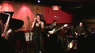 Aretha Franklin Tribute See Saw with Paul Weinfield and friends at Rockwood Music Hall