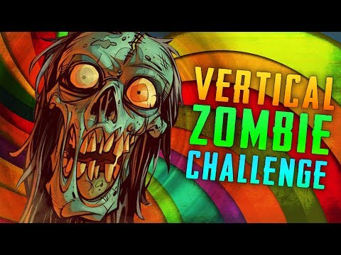 Vertical Zombies Challenge (Call of Duty Custom Zombies)