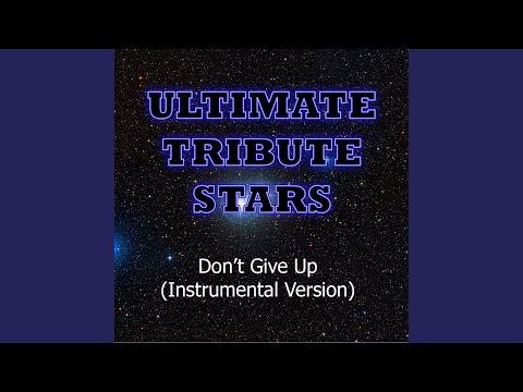 Bruno Mars - Don't Give Up (Instrumental Version)
