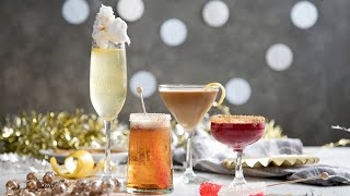 4 Decadent & Fun New Year's Drinks To Ring in 2021