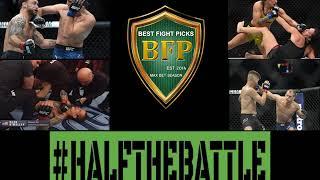 UFC 222: Edgar vs Ortega Recap on Half The Battle with Daniel Levi & Shaq