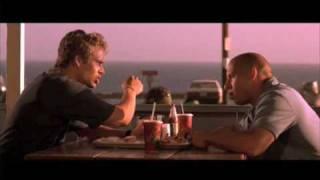 Paul Walker Shrimp Scene
