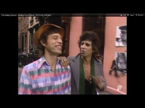 The Rolling Stones - Waiting On A Friend video