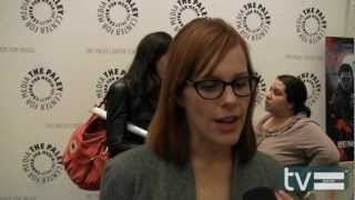Interview Anna Fricke Paley Center - TV Equals