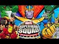 Marvel Super Hero Squad El Guantelete Del Infinito Peli