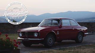 Alfa Romeo Giulia Sprint GTA: Light And Mighty