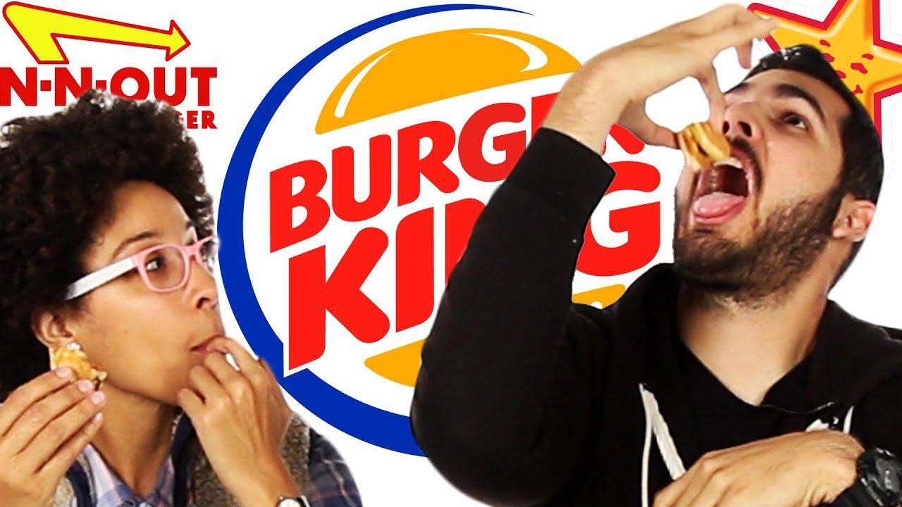 Fast Food Burger Taste Test thumbnail