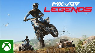 Xbox  MX vs ATV: Legends - Announcement Trailer anuncio