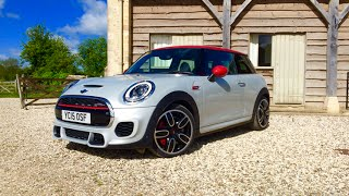 Mini John Cooper Works Brochure Download Read All Specifications
