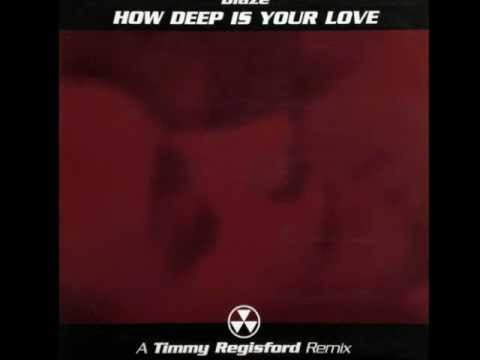 Blaze - How Deep Is Your Love (Timmy Regisford Shelter Mix)