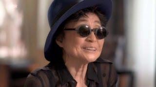 Yoko Ono on NDR Kulturjournal 12 August 2013