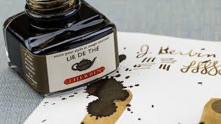 Hot Stuff! J. Herbin Lie De Thè!