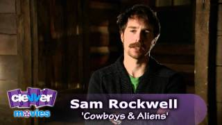 Sam Rockwell 'Cowboys & Aliens' Interview