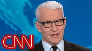 Cooper: Here's what Trump does when he's lying