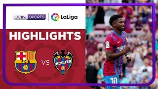 Barcelona 3-0 Levante Pekan 7