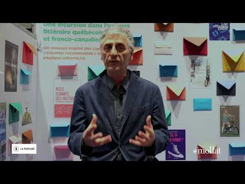 Vidéo de Larry Tremblay