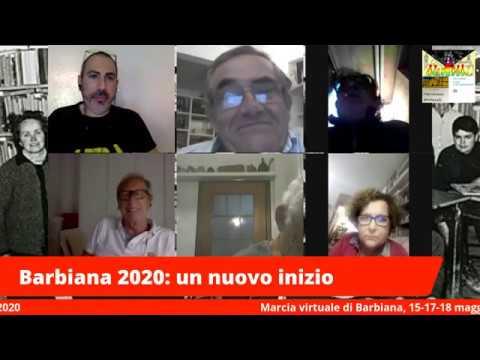 immagine di anteprima del video: Marcia Virtuale di Barbiana 18 Maggio 2020