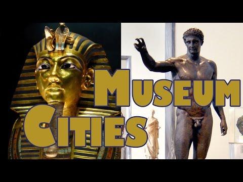 Top 10 Best Museum Cities