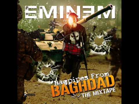 Eminem Bagpipes from Baghdad canzone + TRADUZIONE HQ