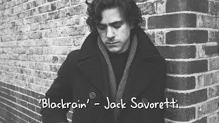 NEW Jack Savoretti Blackrain