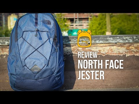 North Face Jester – Review auf Deutsch – Rucksack Test