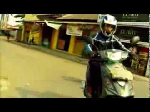 Test Ride Kymco Free LX