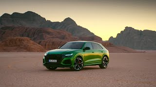 YouTube Video MKRYDx9NHY0 for Product Audi Q8, SQ8, RS Q8 Crossover SUV by Company Audi in Industry Cars