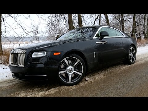 2016 Rolls-Royce Wraith Review - Quick Take