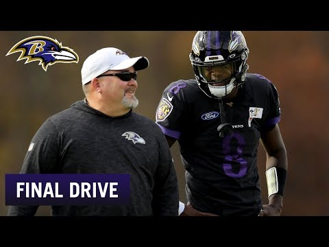 Lamar's Behind-the-Scenes Preparation Sets the Stage   Ravens Final Drive