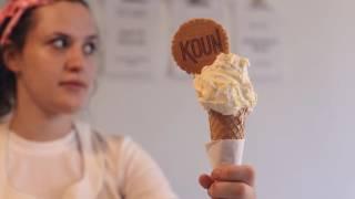 Barbara Szalaiová, majiteľka gelatérie Koun, Bratislava