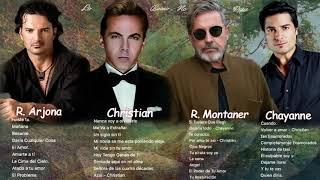 MUSICA ROMANTICA , LO BUENO NO PASA, RICARDO ARJONA ,CHRISTIAN, RICARDO MONTANER , CHAYANNE