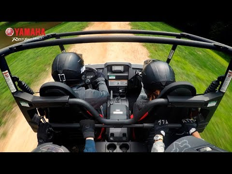 2020 Yamaha Wolverine X4 in Coloma, Michigan - Video 3