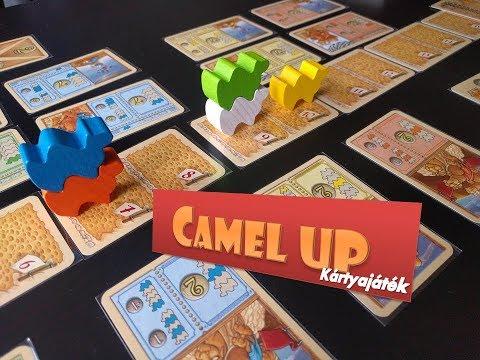 Camel up kártyajáték szabály - János György