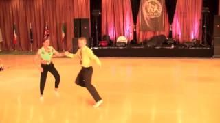 2013 ILHC Juniors - Nils Von Andren & Jennifer Dolleris